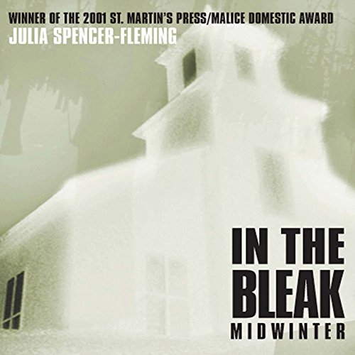 In the Bleak Midwinter audiobook cover art