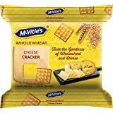 Mcvities Cheese Crackers, 120g , (Pack of 10)