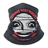 fenrris65 Teenage Werewolves Unisex Multifunctional Dustproof Face Mas-k Microfiber Neck Gaiter Neck Warmer Scarf Balaclava