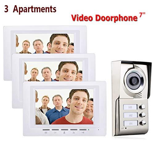 VIER Video Deurbel - Video Intercom - 7