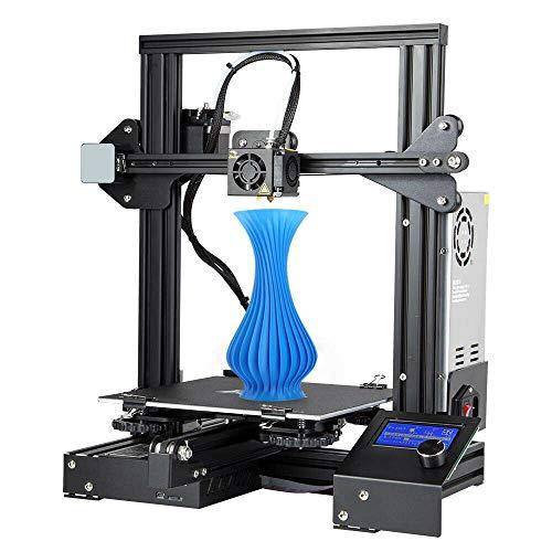 LIONPORE A13 3D-Drucker mit Resume Print und Filament Detector, Offline-Druck, Druckgröße 220x220x250mm