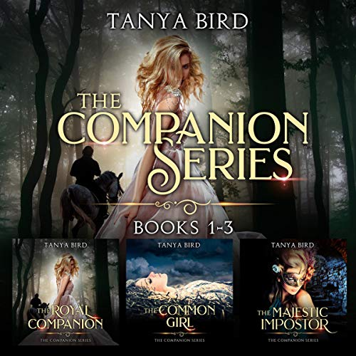The Companion Series: Books 1-3  By  cover art