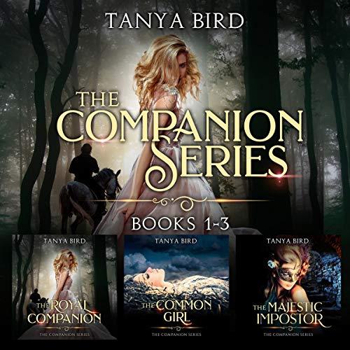 The Companion Series: Books 1-3 audiobook cover art