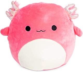 Squishmallows Axolotl Plush 8 inch Pink Salamander Fish