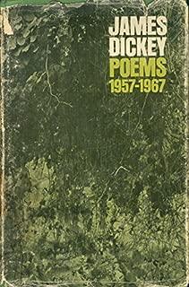 James Dickey Poems 1957 1967