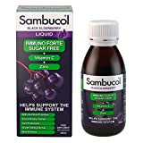 Sambucol Immuno Forte Sugar Free - 120 ml