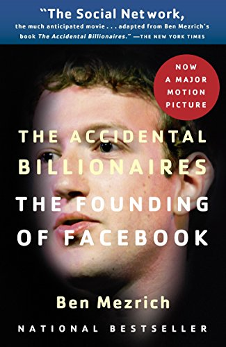 The Accidental Billionaires: The Founding of Facebook: A Tale of Sex, Money, Genius and Betrayalの詳細を見る