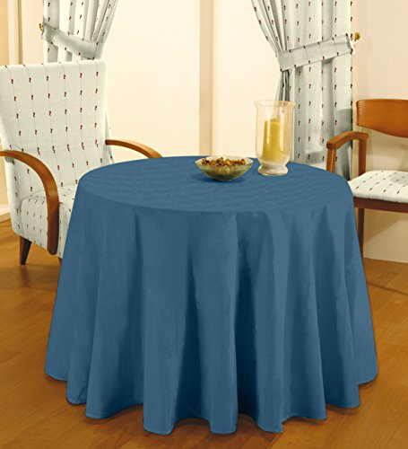 Cardenal - Falda de Mesa Camilla 80 Lisa Azul Claro: Amazon.es: Hogar