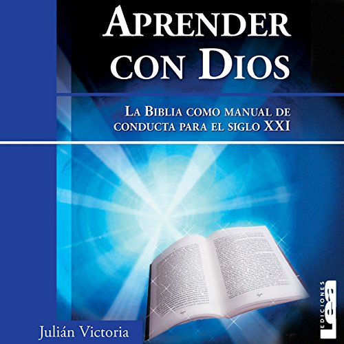 Aprender con Dios [Learning with God] audiobook cover art