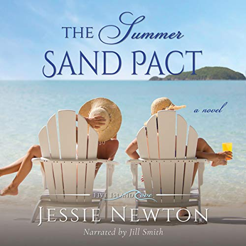 The Summer Sand Pact: Women's Fiction with Heart cover art