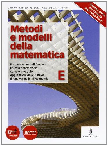 Metodi e modelli della matematica. Per le Scuole superiori. Con espansione online: 5