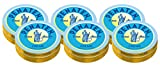 Penaten Creme 150ml – Beruhigende Wundschutzcreme für empfindliche Babyhaut im Windelbereich – Mit Penaten Dreiphasenschutz (6 x 150ml)