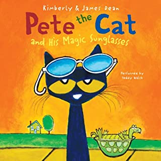 Pete the Cat and His Magic Sunglasses                   Written by:                                                                                                                                 James Dean                               Narrated by:                                                                                                                                 Teddy Walsh                      Length: 5 mins     1 rating     Overall 4.0