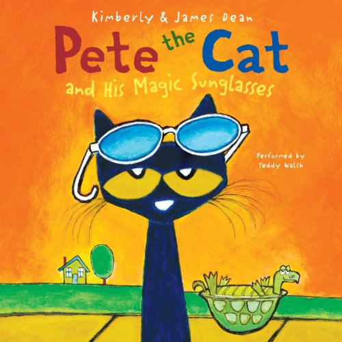 Pete the Cat and His Magic Sunglasses cover art