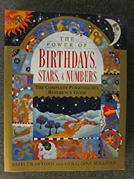 Paperback The Power of Birthdays, Stars and Numbers Book