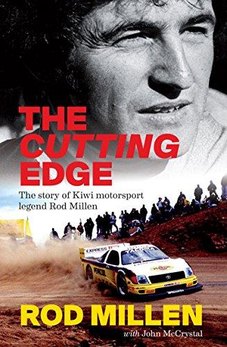 The Cutting Edge: The Story of Kiwi Motorsport Legend Rod Millen (English Edition)