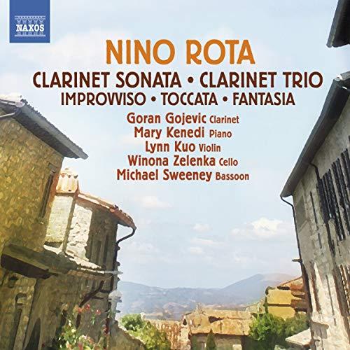 Sonate pour clarinette - Trio avec clarinette - Fantaisie