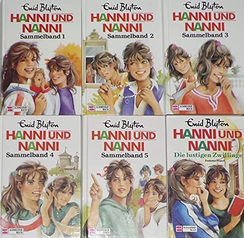 Hanni und Nanni / Die lustigen Zwillinge / Sammelband.