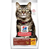 Hill's Science Diet Dry Cat Food, Adult 7+ for Senior Cats, Hairball Control,...
