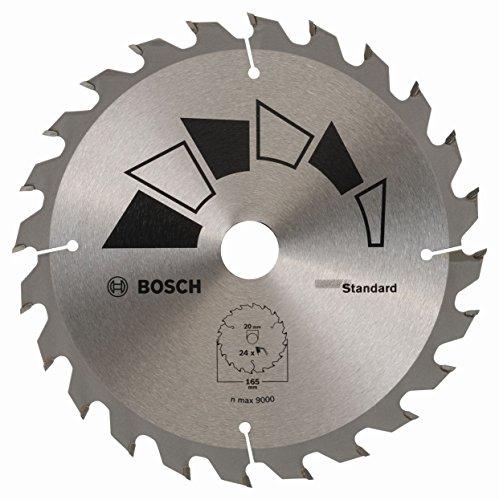 Bosch Standard Lame de scie circulaire 24 dents