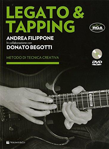 Legato & Tapping. Con DVD (Didattica musicali)