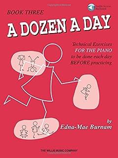 A Dozen a Day Book 3 - Book/Audio