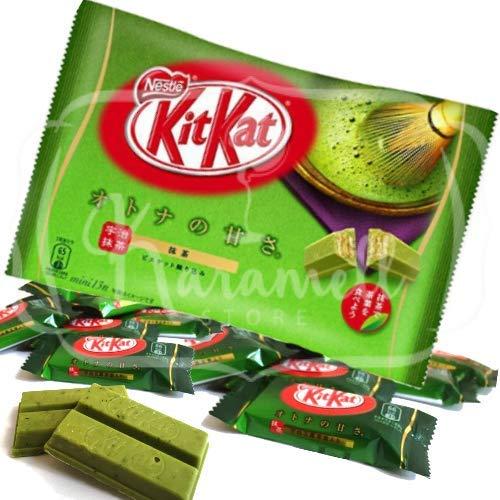 キットカット ミニ オトナの甘さ 抹茶 13枚入×12袋