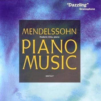 Mendelssohn: Piano Sonatas