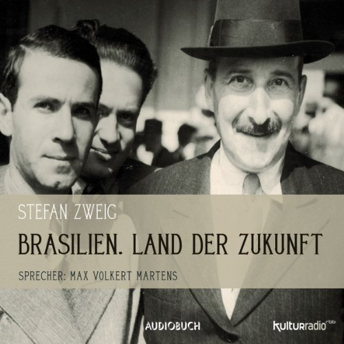 Brasilien audiobook cover art