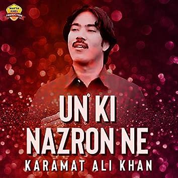 Un Ki Nazron Ne - Single