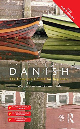 Colloquial Danish (Colloquial Series) (English Edition)