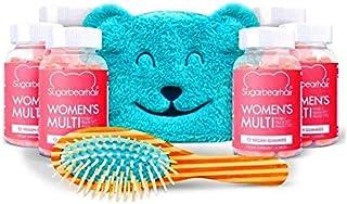 SugarBearHair, Pink Sugar Bear Hair, Women's Hair Multi, Vegan Multivitamin, 6 Month Value Pack, 360 Gummies