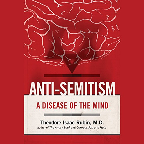 Anti-Semitism audiobook cover art