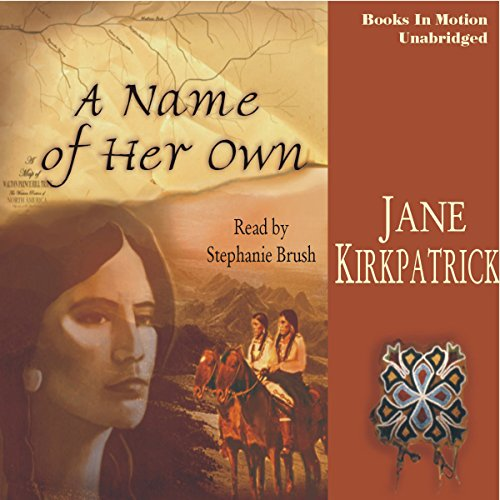 A Name of Her Own audiobook cover art