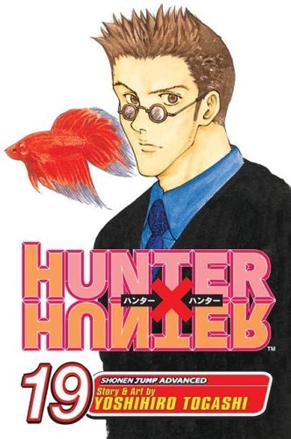数学低い酸度Hunter x Hunter, Vol. 19: N.G.L. (English Edition)