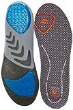 Sof Sole Airr Orthotic M - Plantillas ortopédicas, Negro, 44-46 (talla fabricante: 11-12 UK)