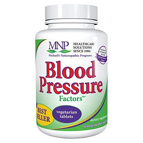 Michael's Naturopathic Programs Blood Pressure Factors - 60 Vegetarian...