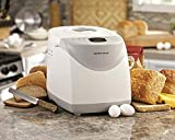 Hamilton Beach 29881 Automatic Bread Maker 2 lb Digital Machine Compact w/Gluten Free Setting (RENEWED)