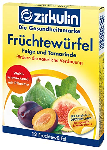 Zirkulin Früchtewürfel, 1x12 Früchtewürfel