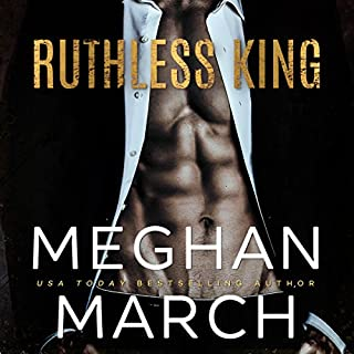 Ruthless King audiobook cover art