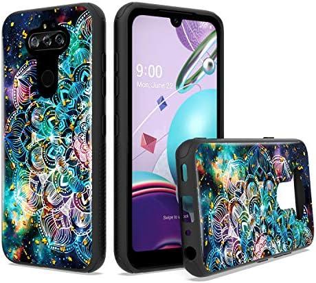 UNC Pro for LG Aristo 5 Case LG Fortune 3 Case LG Phoenix 5 Case LG Tribute Monarch Case Mandala product image