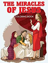 The Miracles of Jesus Coloring Book