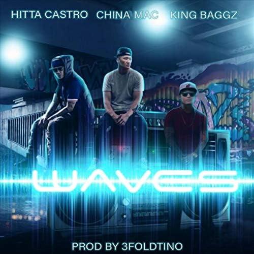 Hitta Castro, China Mac & King Baggz