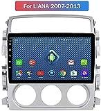Alle Netcom 4G LTE Android 8.0 9-Zoll-DVD-Spieler GPS für Suzuki Liana 2006-2013 Autoradio Navigation Errichtet BT WiFi, kompatibel mit Mehreren Tonformaten,4g + WiFi, 1 + 16g,10,1 Zoll