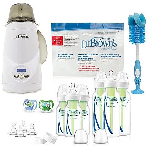 Dr Brown's Options Bottle Warmer Gift Set