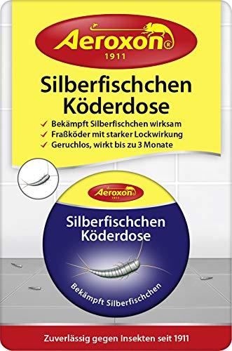 Silberfischchen Köderdose 14er