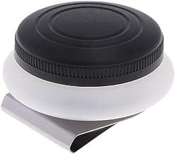 Gro/ßer Mund Doppelpalettenbecher Edelstahl Sch/öpfl/öffel Palettenbecher /Ölbeh/älter Farbe Terpentin L/ösungsmittelbeh/älter mit Schraubverschluss