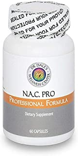 Dr. Dale's NAC Pro (N-Acetyl Cysteine) - All Congestion, Sinus, Respiratory - Healthy Immune System & Liver Function - Non...