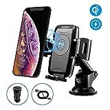 Mpow Support Chargeur sans Fil Support Chargeur sans Fil Support téléphone Voiture...