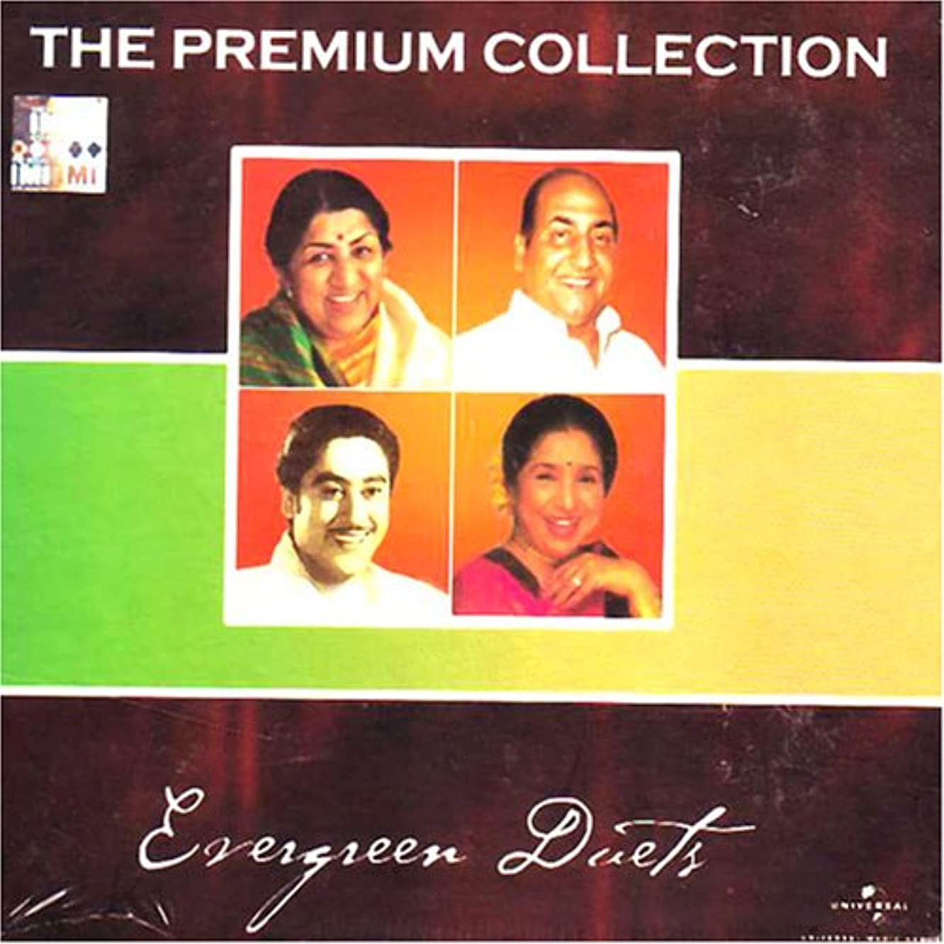 The premium collection-evergreen duets
